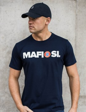 T-shirt Mafiosi Navy