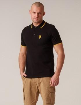 Polo Crest Black