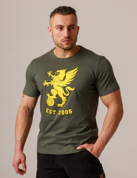 T-shirt Gryphon Big Olive