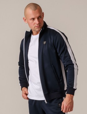 Jacket Retro Tape Navy