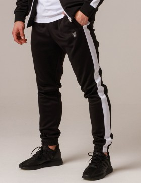 Jogginghosen Tape Black