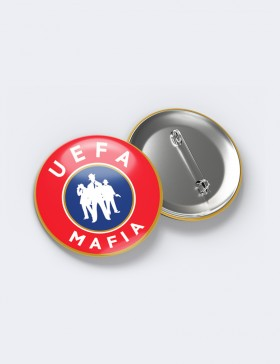 Badge UEFA MAFIA