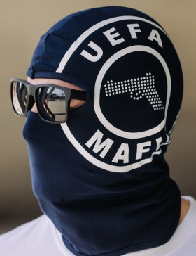 Sturmhaube UEFA-MAFIA