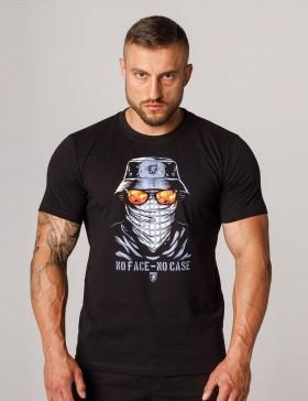 T-shirt No Face-No Case