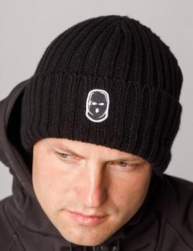 Mütze NO RESPECT Black
