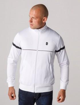 Jacket NO RESPECT White
