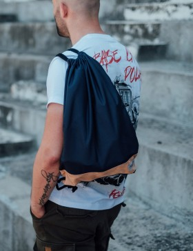 Sac Gym Navy