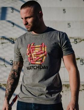 T-shirt Matchday Grey