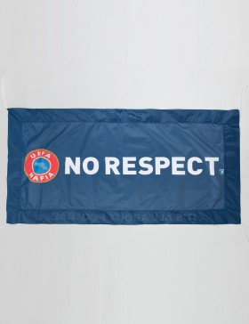 Flagge NO RESPECT