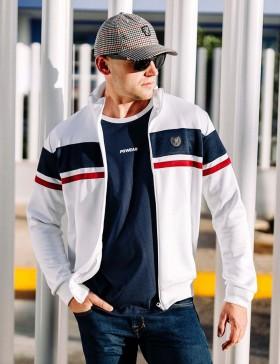 Jacket Retro Vintage 20 White
