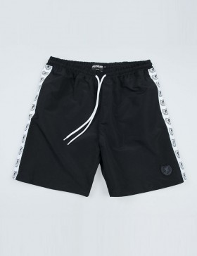 Badehose Holiday Black