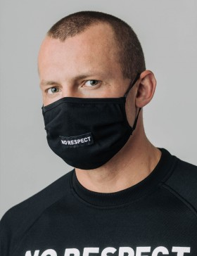 Maske NO RESPECT