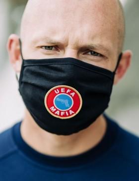 Maske UEFA MAFIA